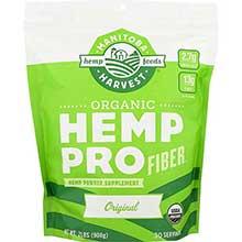Organic HempPro Fiber Protein Powder