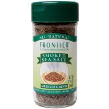 Smoked Ground Sea Salt