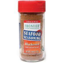 Organic Blackened Seafood Seasoning