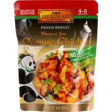 Orange Chicken Sauce