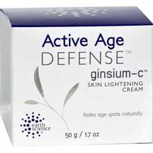 Ginsium C Skin Lightening Cream