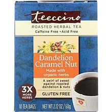 Dandelion Caramel Nut Herbal Coffee