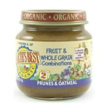 Organic 2nd Stage Fruit and Whole Grain