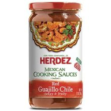 Red Guajillo Chile Cooking Sauce