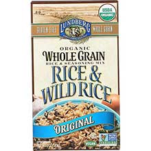 Organic Whole Grain Original Wild Rice