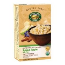 Organic Spiced Apple with Flax Hot Oatmeal
