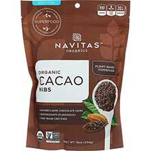 Organic Raw Cacao Chocolate Nibs