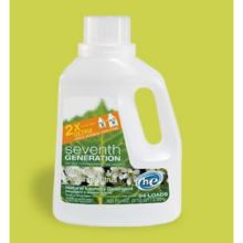 Seventh Generation Natural 2X Concentrate Liquid Laundry Detergent