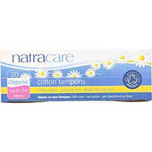 Natracare Organic Super Plus Tampon