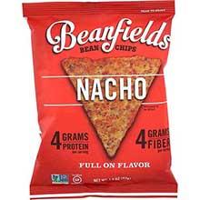 Nacho Bean and Rice Chips
