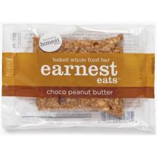 Choco Peanut Butter Baked Whole Food Bar