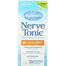 Hylands Nerve Tonic Stress Relief Tablets