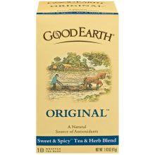 Original Sweet and Spicy Herb Blend Tea