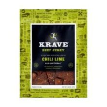 All Natural Chili Lime Beef Jerky