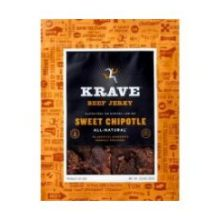 All Natural Sweet Chipotle Beef Jerky