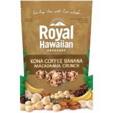 Kona Coffee Banana Macadamia Crunch