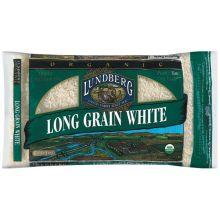 Lundberg Farms Organic Long Grain White Rice 2 Pound