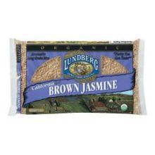 Lundberg Farms Organic California Brown Jasmine Rice 2 Pound