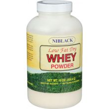 Niblack Pure Whey Powder 16 Ounce