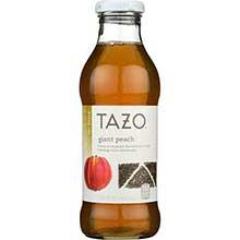 Tazo Giant Peach Iced Tea 13.8 Ounce