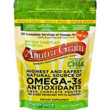 Omega 3s Whole Grain