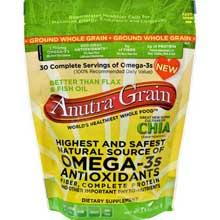 Omega 3s Ground Whole Grain