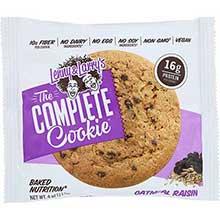 Oatmeal Raisin Complete Cookie