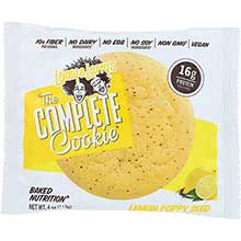 Lemon Poppy Seed Complete Cookie