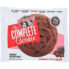 Double Chocolate Complete Cookie
