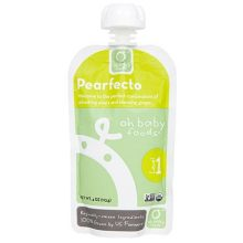 Organic Pearfecto Baby Food