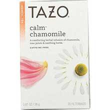 Tazo Calm Herbal Tea