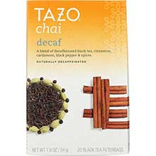 Tazo Chai Decaffeinated Black Tea