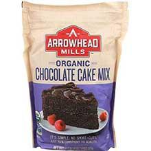 Organic Cake Mix