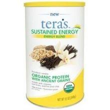 Protein Bourbon Vanilla Sustained Energy Blend