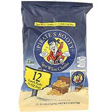 Aged White Cheddar Snacks 0.5 Ounce