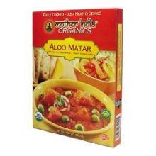 Organic Aloo Matar