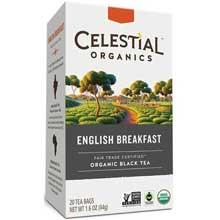 Organic English Breakfast Black Tea Bag