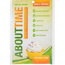 Birthday Cake Single Serving Whey Protein Isolate