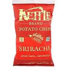 Sriracha Potato Chips