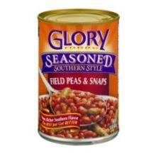 Seasoned Field Peas with Snaps