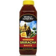 Asian Inspired Sriracha Sauce