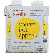 Banana Creme Protein Shake
