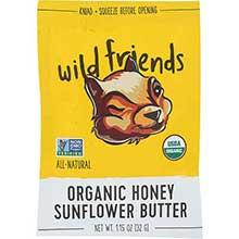 Organic Honey Sunflower Butter