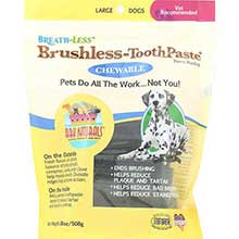 Breath Less Brushless Toothpaste for Dogs