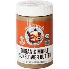 Organic Maple Sunflower Butter 16 Ounce