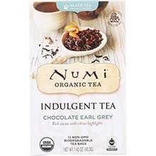 Organic Chocolate Earl Grey Indulgent Tea