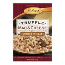 Whole Wheat Truffle Mac and Cheese