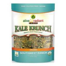 Organic Superfood Spicy Kale Krunch
