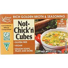Natural Bouillon Cube