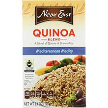 Mediterranean Medley Quinoa Blend